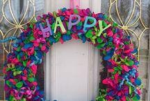 Birthday decorations