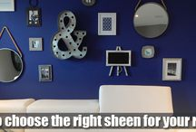 The right Sheen for your room