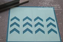 Stampin' Up! Chevron
