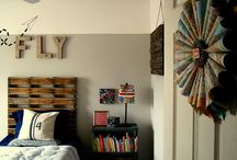 Kid's Room Ideas / by Cathy Johnson Evans