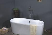 Master Bath Design Ideas / by Denise Yu