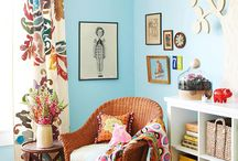 creative space / that special place or nook, to read, paint, work, create