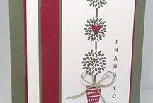 Vertical Greetings Cards