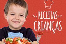 receitas para crianças diabéticas