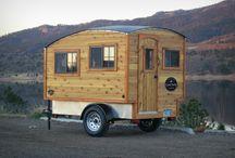домик для путешествий