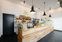 "Bakery Shop by Kate&Co / Traditional, freshly baked bread from ""Piekarnia Soplicowo"""