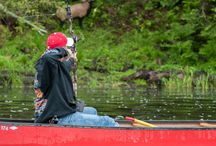 3D River Shoot Competition Winter, WI