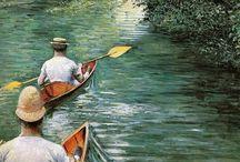 ARTIST - Gustave Caillebotte