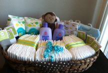 Baby shower / by Misti Simon
