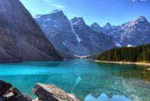 Canadas landscape