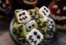 Halloween Foods/ Treats / Fun foods for Halloween!