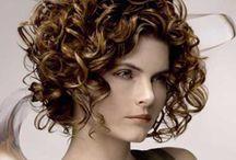 coiffure frisé