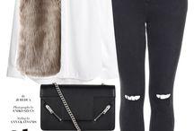 Outfits outono-inverno