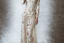 Zuhair Murad / We are very proud to be the exclusive UK stockists of the Zuhair Murad ready to wear bridal collection, which embodies femininity using the finest quality materials.  Available exclusively at our Knightsbridge