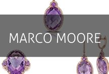 "Marco Moore Jewelry / Marco Moore Jewelry is a limited edition ""One of a Kind"" designed jewelry available at Arthur's Jewelers."
