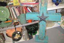 vintage repurpose ideas / Projects with old items