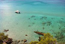 Playas de la Colonia de San Pedro / Disfruta de la gran cantidad de calas y playas de la Colonia de San Pedro