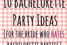 Megan's wedding  / Wedding ideas! / by Megan Decowski