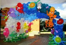 decoracion mar