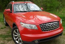 Used 2004 Infiniti FX35 AWD For Sale