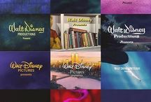 Walt Disney / The begining of every movie!