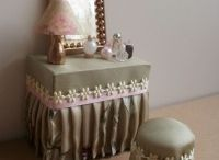 Dollhouse Miniatures / cute and interesting things for a dollhouse