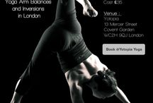 Yoga Classes Offers / Fantastic board on all yoga styles, classes workshops and offers in London.