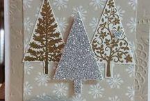 Erna wangler / Weihachtskarten und weihnachtsbasteln