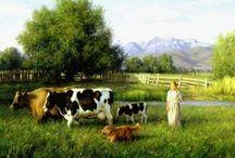 la pintura de robert duncan