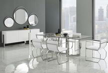 Modern Contemporary Dining Collection Table