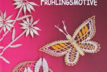 koronka klockowa motyle