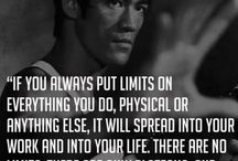 Quotes / Bruce Lee