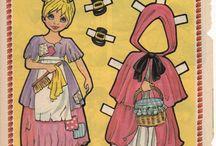 TWINKLE / Бумажная кукла TWINKLE