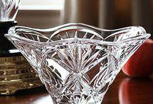 Crystal Clear & Depression Glass