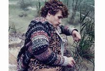 Fair Isle & patterned cardigans