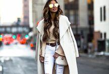 Fall and Winter Fashion