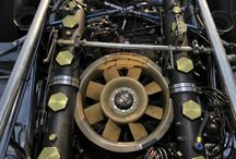 Car engines / Wonderful engines, most VW and Porsche