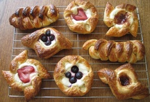 Pastries / by Betty Cobb