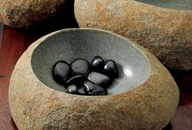 decorating with rocks