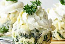 Savoury muffins / Savoury muffins