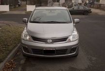Used 2010 Nissan Versa for Sale ($12,000) at Spokane, WA / Make:  Nissan, Model:  Versa, Year:  2010, Exterior Color: Gray, Interior Color: Dark Gray, Doors: Five Door, Vehicle Condition: Excellent, Mileage:67,000 mi,  Fuel: Gasoline, Engine: 4 Cylinder, Transmission: Automatic, Drivetrain: 2 wheel drive - front,      Contact; 509-847-9636   Car Id (56724)