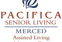 Pacifica Senior Living Merced / This is the promise that the staff at Pacifica Senior Living Merced – and throughout Pacifica Senior Living communities – has shared since our community first opened its doors. It's a simple promise to be compassionate and kind, understanding and respectful – a promise to become extended family to the seniors entrusted in our care and to our residents who have chosen our retirement community for its active lifestyle.