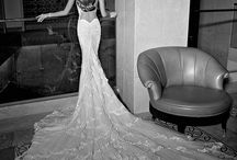 My dream wedding  dresses