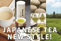JAPANESE TEA NEW STYLE ! / 山本園(WITH TEA)は、日本茶の新しい愉しみ方を提案します。