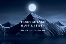 NUIT D'ISSEY / The new perfume fro men by Issey Miyake