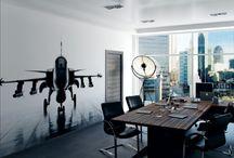 Bridges office design / by Laura Newborough