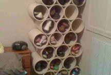 PVC Pipe craft