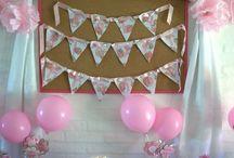 Nuestras Wonder Parties / Fiestas temáticas Theme parties