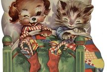 Cartoline con animali