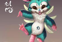 Character: Silverfox5213